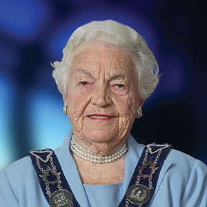 Madam Hazel McCallion