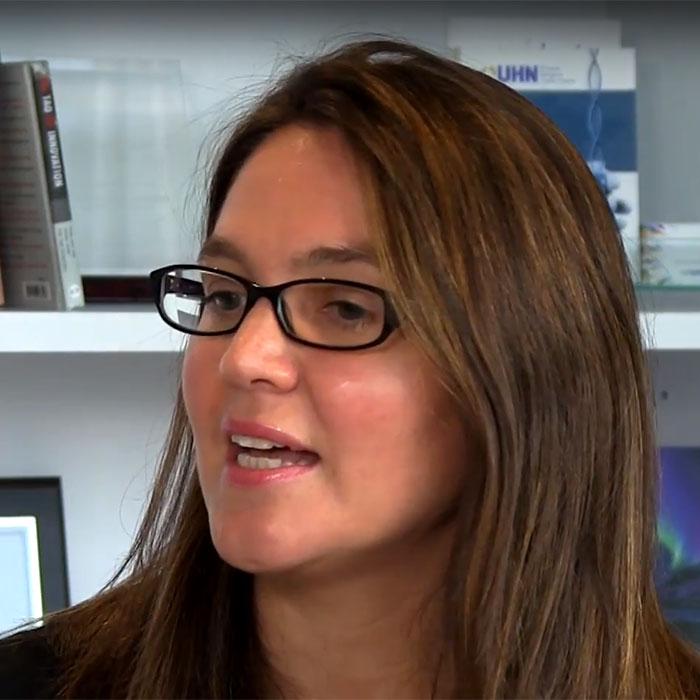 Dr. Stephanie Lheureux MD, PhD